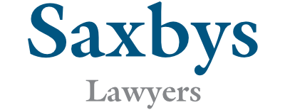 Saxbys Lawyers